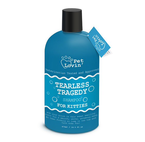 Tearless Tragedy Shampoo for Kitties