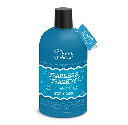 Tearless Tragedy Shampoo for Dogs