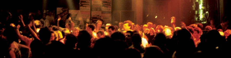 Party Crowd Header