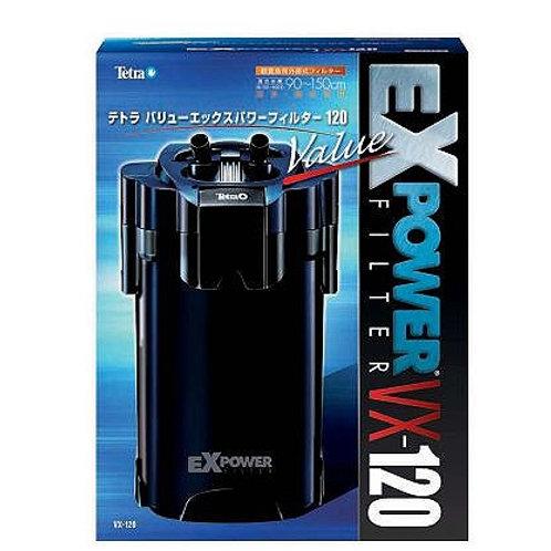 テトラ バリューエックスパワーフィルター 120