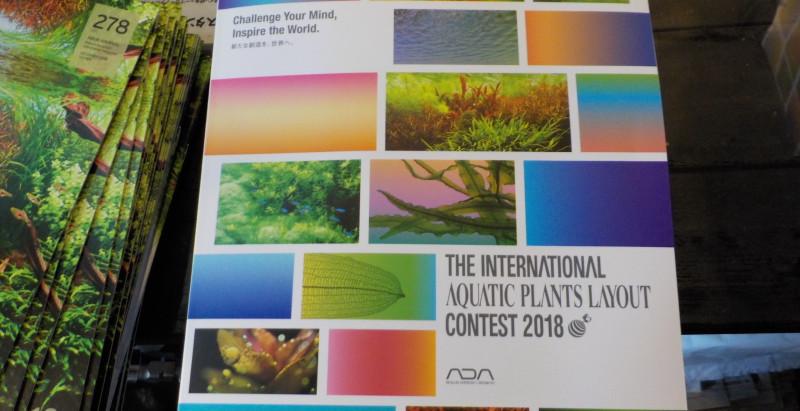 ADA 2018コンテストBOOKが入荷しました。