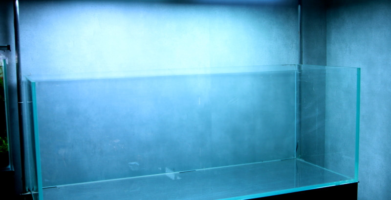 120cm水槽レイアウト制作