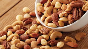 Eating nuts may help to gain weight