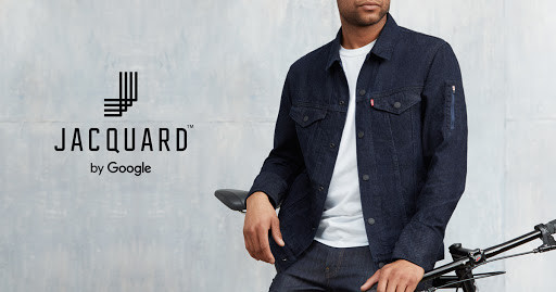 Google's Project Jacquard now on Levi's jackets
