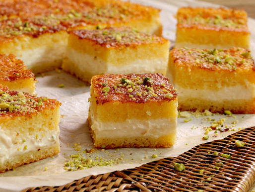Top 10 Delicious Egyptian Desserts
