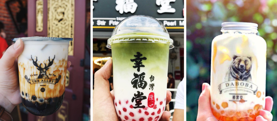 Everything You Ever Needed to Know: Boba Drink