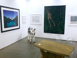 Regina Gallery Impresses in Toronto and Montreal
