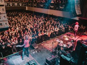 Saskatoon rock trio tours Canada with Theory of a Deadman