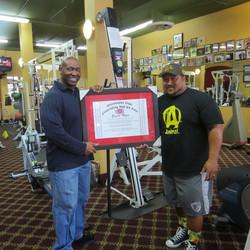 2014 Hall of Fame Award: Grant Higa