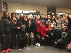 2018 AAU WA State Championships