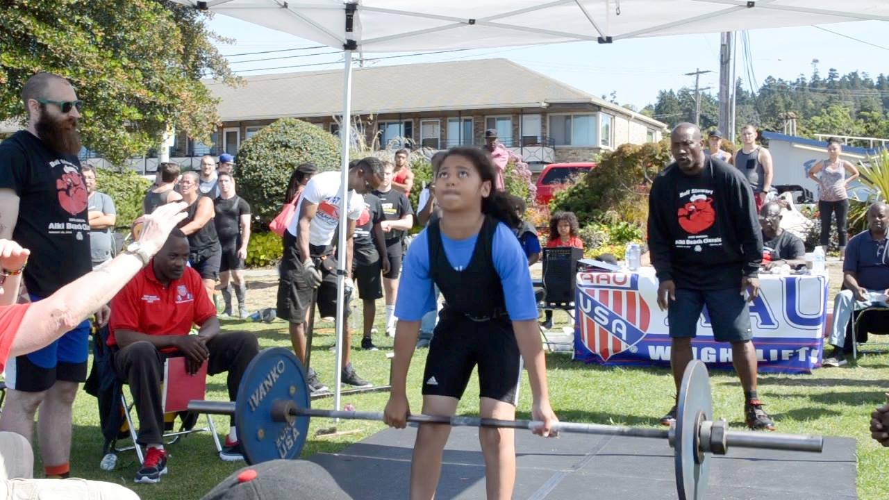 Youth Deadlift