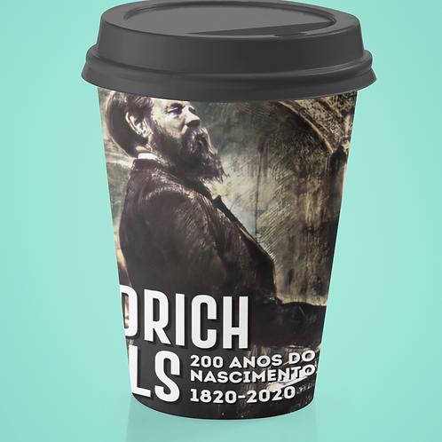 Copo De Café Starbucks 250ml -   Linha 200 anos Engels