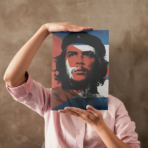 Poster A3 - Linha che collor