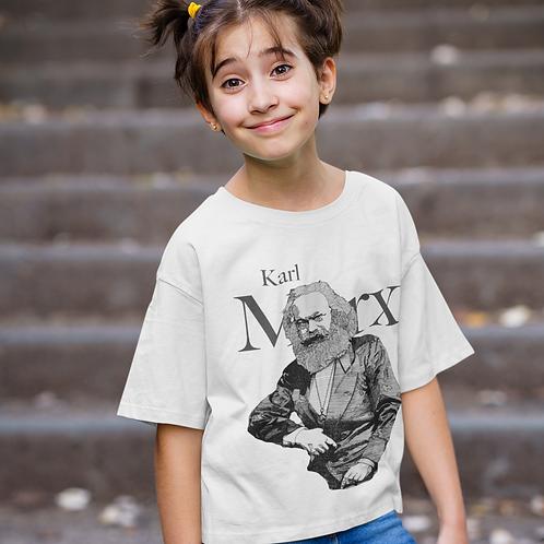 Camiseta Infantil Manga Curta - Linha Marx