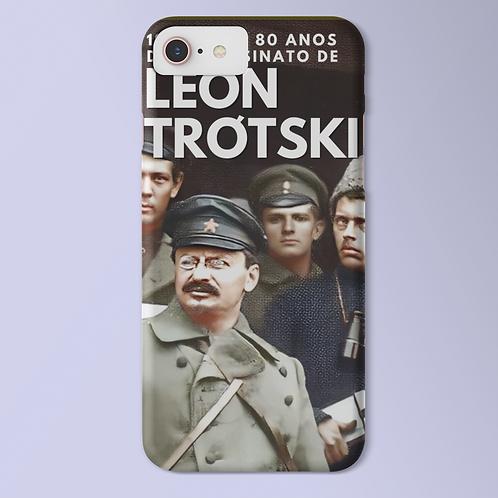 Capinha de celular - Linha 80 anos do assassinato de Trótski