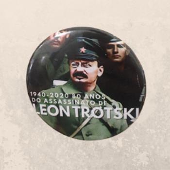 Bóton - Linha 80 anos do assassinato de Trótski