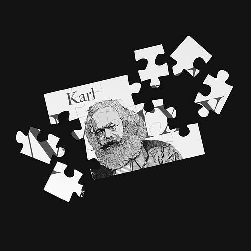 Quebra Cabeça 96pçs -  Linha Marx