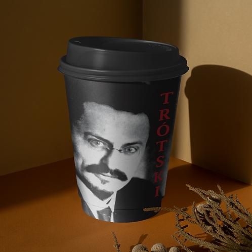 Copo De Café Starbucks 250ml -  inha Trotski frase