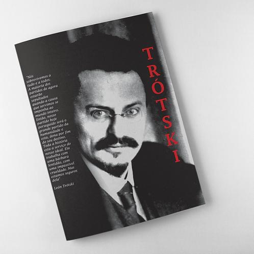 Poster A3 - Linha Trotski frases