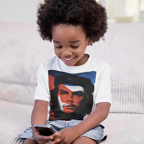 Camiseta Infantil Maga Curta -  Linha che collor