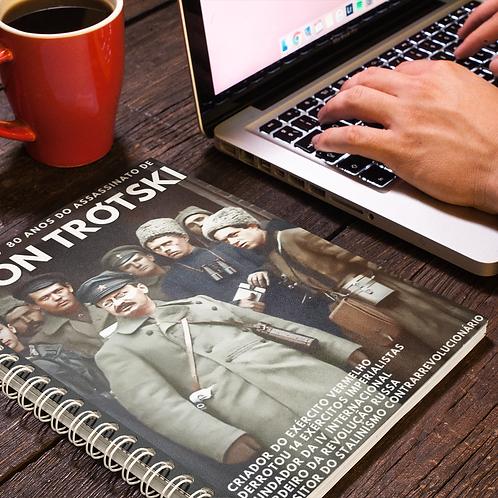 Caderno - Linha 80 anos do assassinato de Trótski