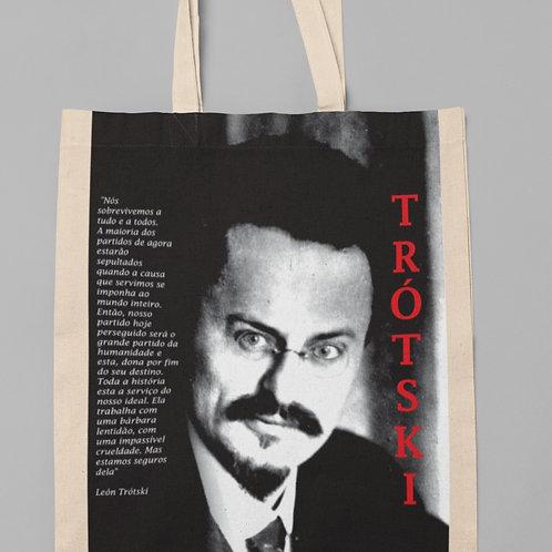Bolsa Simples -  Linha Trotski frases
