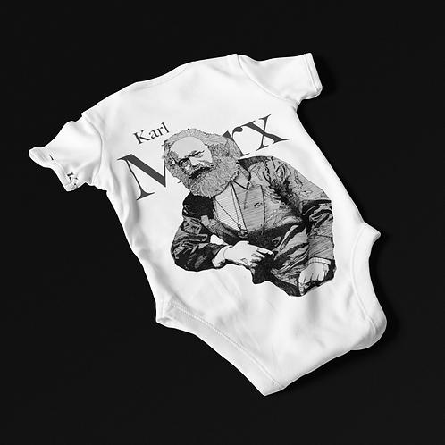 Body De Bebê -  Linha Marx