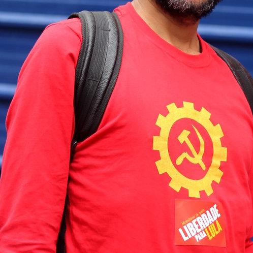 Camiseta manga comprida PCO