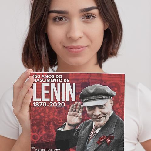 Azulejo 1  -  Lenin 150 anos