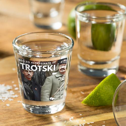 Copinho de dose -Linha 80 anos do assassinato de Trótski