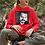 Thumbnail: Moletom Com Capuz - Linha Trotski frase