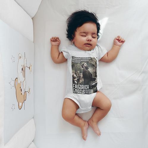 Body De Bebê -   Linha 200 anos Engels