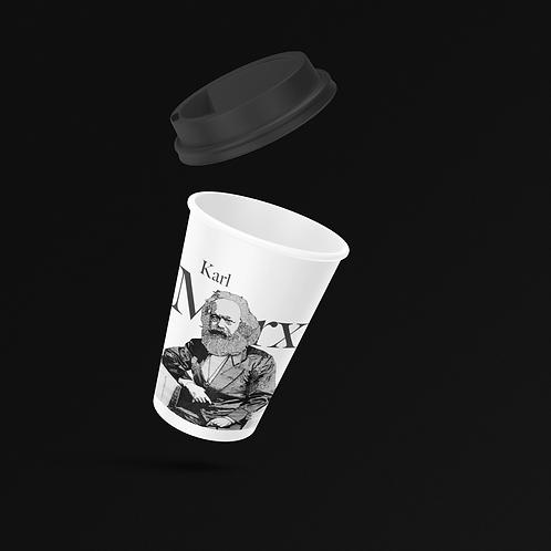 Copo De Café Starbucks 250ml -  Linha Marx