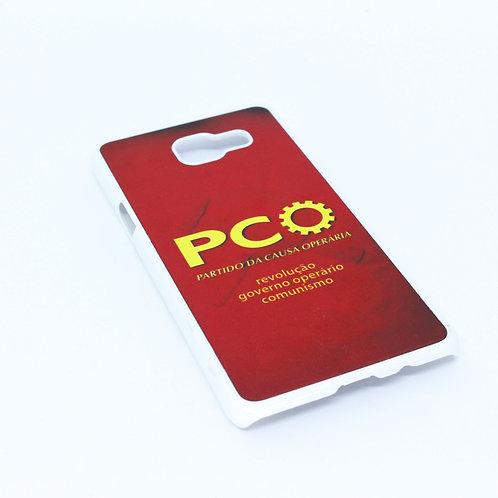 Capinha de celular PCO