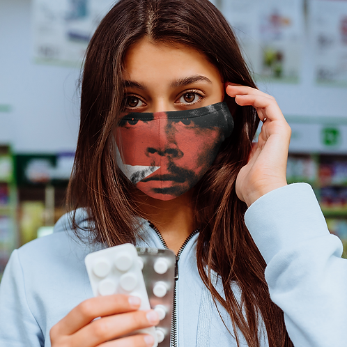 Máscara -  Linha che collor
