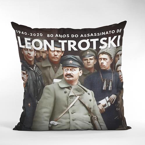 Almofada - Linha 80 anos do assassinato de Trótski