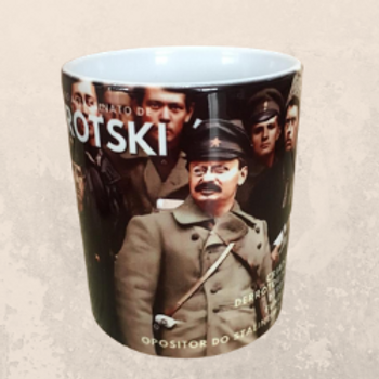 Caneca -  Linha 80 anos do assassinato de Trótski