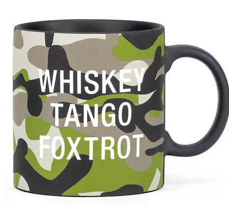 WTF - Large Coffee Mug