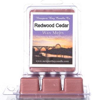 Redwood Cedar Wax Melt