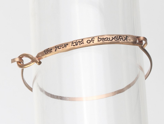 Be Your Kind Of Beautiful Bracelet