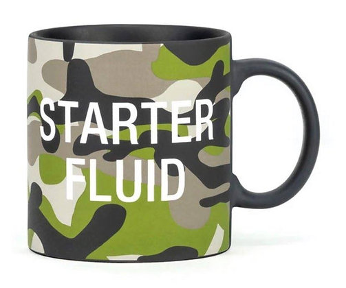 Starter Fluid - Large Coffee Mug