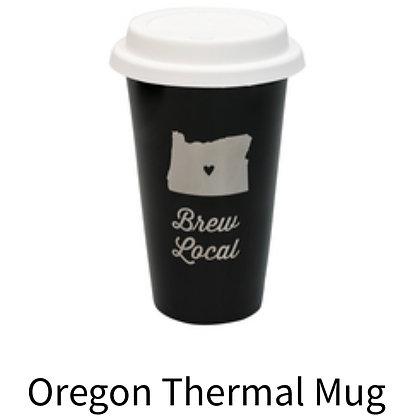 Oregon Thermal Travel Mug