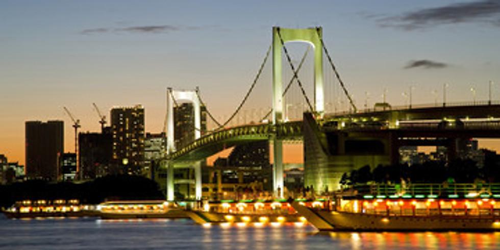 東京湾 夏の屋形船