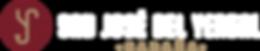 Logotipo SJdelY - Horizontal Negativo -