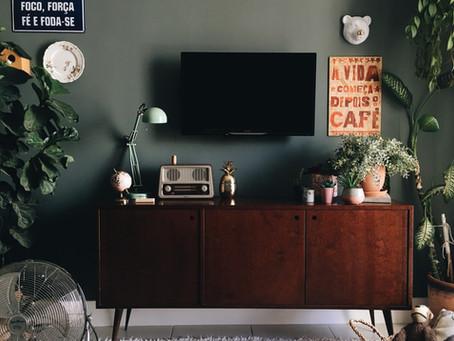 Inspirações para ter uma casa cheia de personalidade