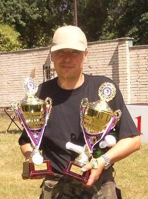Czech Open Popper - vítěz