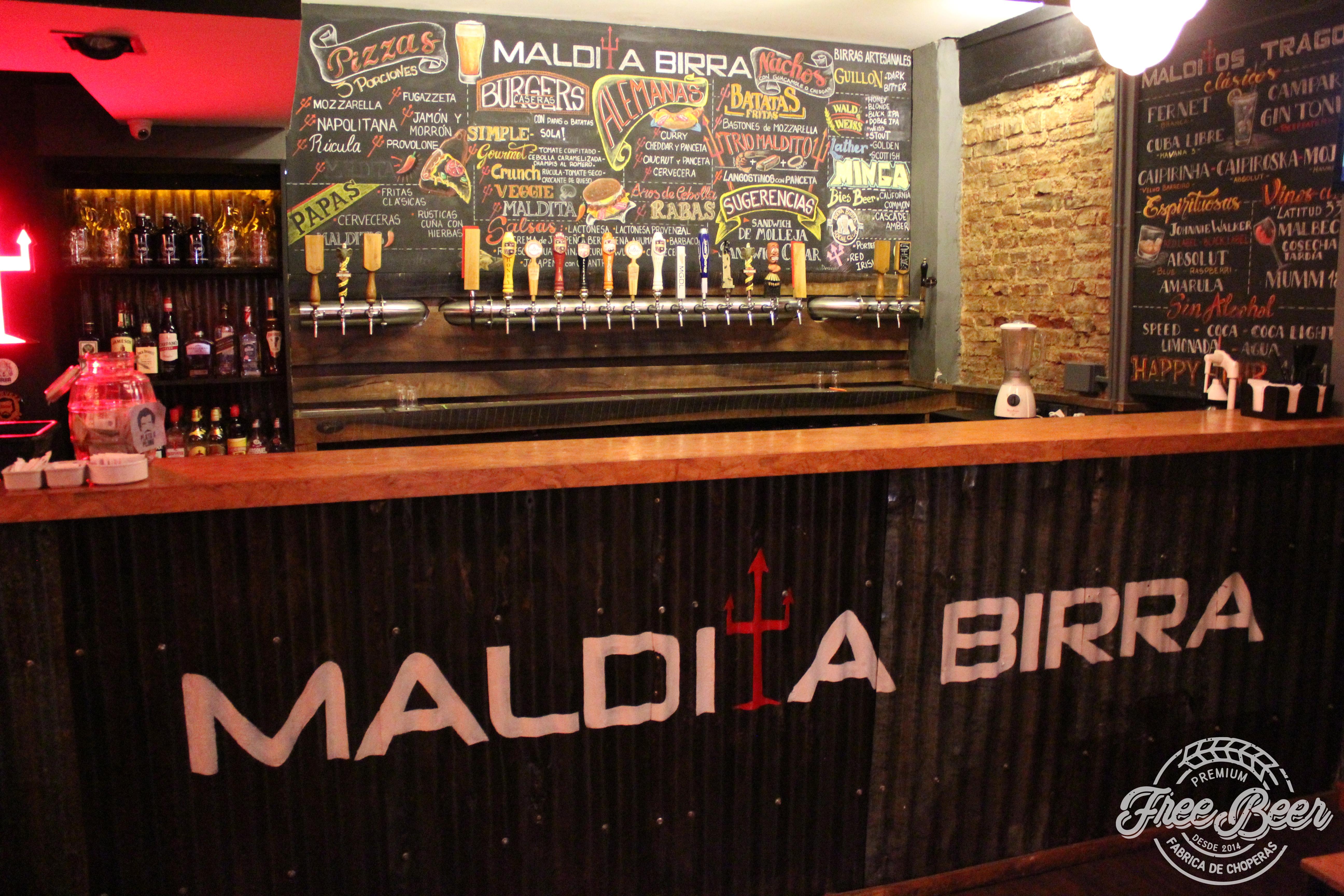 MALDITA BIRRA