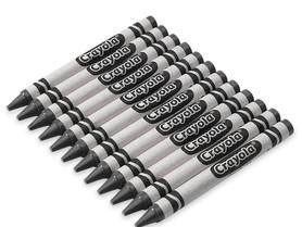 Crayola Bows to Public Pressure To Remove The Color Grey