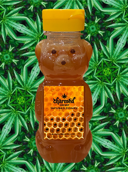 Infused Honey Bear