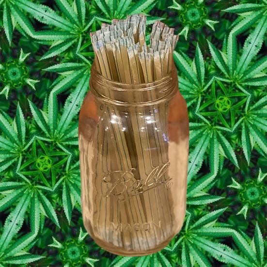 Infused Honey Straws